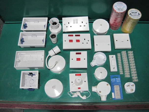 Electrical Plumbing Tools And Supplies